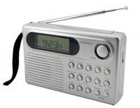 Soundmaster WE320 Funkempfänger (Silber)