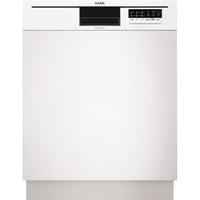 AEG F56512IW0 Integrierbar 12places A++ Weiß (Weiß)