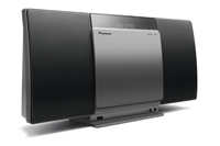 Pioneer X-SMC01BT-S docking speaker (Silber)