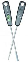 LEIFHEIT 3095 Essensthermometer (Grau, Edelstahl)