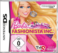 Aktronik Barbie Fashionista Inc.