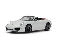 Jamara Porsche 911 Carrera S 1:12 (Weiß)
