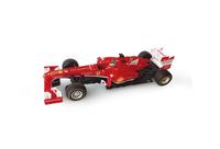 Jamara Ferrari F1 1:18 (Rot)