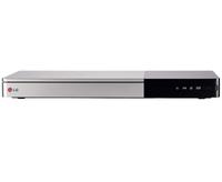 LG BP740 Blu-Ray Spieler (Schwarz, Silber)