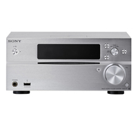 Sony High-Resolution Audio CD-Receiver mit Bluetooth® (Silber)