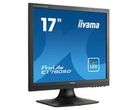 iiyama ProLite E1780SD-B1 PC Flachbildschirm (Schwarz)