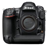 Nikon D4S (Schwarz)
