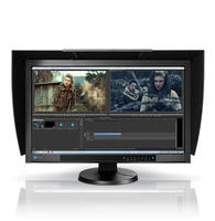 "Eizo CG277-BK 27"" Black LED display (Schwarz)"