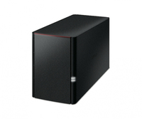 Buffalo LinkStation 220, 8TB (Schwarz)
