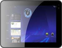 Xoro TelePAD 830 4GB 3G Schwarz (Schwarz)