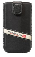 DIESEL 13389 Handy-Schutzhülle (Schwarz)