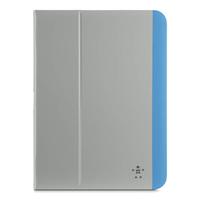 Belkin F7P259B2C01 Tablet-Schutzhülle (Blau, Silber)
