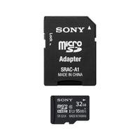 Sony SR32UXA Micro SD-Speicherkarte (32 GB) und Adapter
