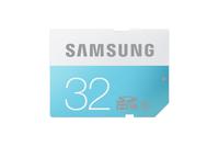 Samsung 32GB, SDHC Standard (Blau, Weiß)