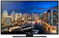 "Samsung UE50HU6900 50"" 4K Ultra HD Smart-TV WLAN Schwarz (Schwarz)"