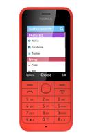 Nokia 220 (Rot)