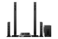 Panasonic SC-BTT865EG-S Home-Kino System (Silber)