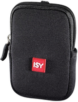 ISY IPB 1000 Kameratasche-Rucksack (Schwarz)