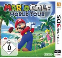 Nintendo Mario Golf World Tour, 3DS