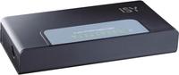 ISY INW 2100 Netzwerk Switch (Schwarz)