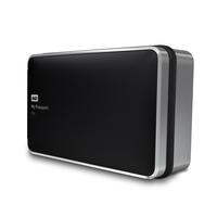 Western Digital My Passport Pro, 4TB (Schwarz)