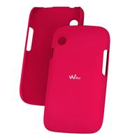 Wiko 91664 Handy-Schutzhülle (Pink)