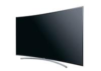 """Samsung UE48H8090SV 48"""" Full HD 3D Kompatibilität WLAN Schwarz, Silber (Schwarz, Silber)"""