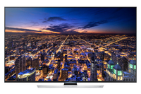 """Samsung UE48HU7590L 48"""" 4K Ultra HD 3D Kompatibilität Smart-TV Metallisch (Metallisch)"""