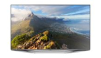 "Samsung UE55H7090 55"" Full HD 3D compatibility Smart TV Wi-Fi Schwarz (Schwarz)"