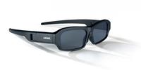 LOEWE 71133082 stereoscopische 3D-brille/Fernglas (Schwarz)