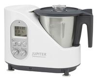 Jupiter Thermomaster (Schwarz, Edelstahl, Weiß)