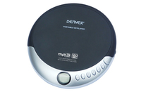 Denver DM-389 (Schwarz, Silber)
