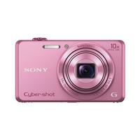 Sony Cyber-shot WX220 Kompaktkamera mit optischem 10fach-Zoom (Pink)