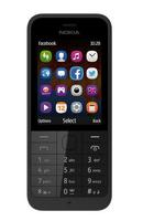 """Nokia 220 Dual SIM 2.4"""" 83.4g Schwarz (Schwarz)"""