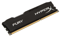 Kingston Technology HyperX FURY Black 4GB 1866MHz DDR3 (Schwarz)