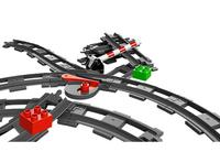 Lego Duplo 10506 - Eisenbahnzubehör-Set (Mehrfarbig)