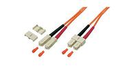 Good Technology LW-803SC Glasfaserkabel (Orange)