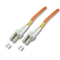Good Technology LW-6005LC Glasfaserkabel (Orange)