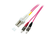 Good Technology LW-801LT4 Glasfaserkabel (Pink)