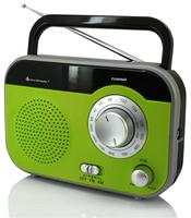 Soundmaster TR410GR Radio (Grün)