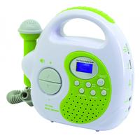 Soundmaster KR36GR Radio (Grün, Weiß)