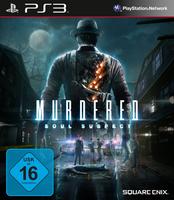 Square Enix Murdered: Soul Suspect, PS3