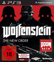 Bethesda Wolfenstein: The New Order, PS3