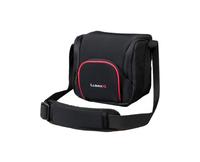 Panasonic DMW-PGH68XEK Beltpack case Schwarz Kameratasche/-koffer (Schwarz)