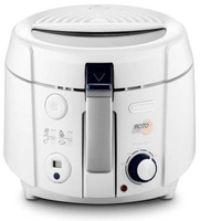 DeLonghi F38233 Fritteuse (Weiß)