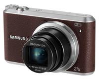 Samsung WB 352F + 8GB MicroSD (Braun)
