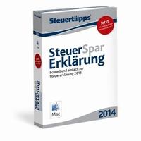 Akademische SteuerSparErklärung 2014, Mac-Version