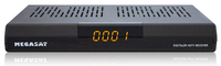 Megasat HD 210 C (Schwarz)