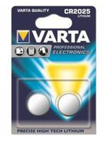 Varta 2x CR2025 (Silber)