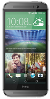 HTC One (M8) 16GB 4G Grau (Grau)